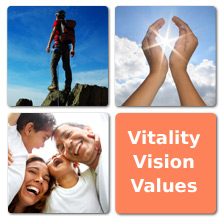 Vitality Vision Values